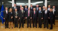 Visit of several Members of the German Bundestag from the CDU/CSU Parliamentary Group to the EC