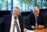 Participation de Vytenis Andriukaitis, membre de la CE, à la réunion de lancement de la plateforme contre le gaspillage alimentaire