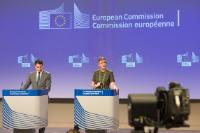 Press conference by Margrethe Vestager, Member of the EC, on a cartel case