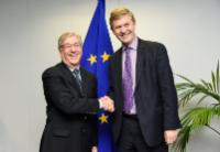Visit of Erik Solheim, Executive Director of the United Nations Environment Programme (UNEP), to the EC