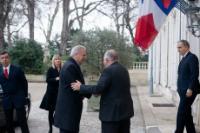 Visit by Dimitris Avramopoulos, Member of the EC, to Paris