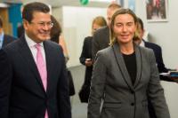 Visit of Hugo Martínez, Salvadorian Minister for Foreign Affairs, to the EC