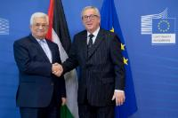 Visit of Mahmoud Abbas, Palestinian President, to the EC