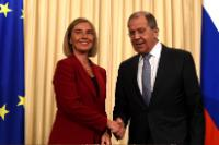Visit by Federica Mogherini, Vice-President of the EC, to Russia