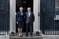 Visit by Jean-Claude Juncker, President of the EC, to the United Kingdom