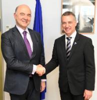 Visit of Iñigo Urkullu, Lehendakari of the Basque regional Government, to the EC