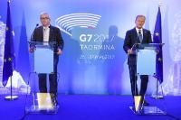G7 Summit in Taormina, Italy