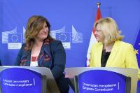 Signature ceremony of the Pelješac Bridge project