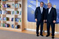 Visit of Roberto Azevêdo, Director General of the World Trade Organization (WTO), to the EC