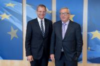 Visit of Thomas Stelzer, Governor of the Land of Upper Austria, to the EC