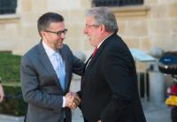 Visit by Carlos Moedas, Member of the EC, to Luxembourg