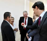 Visit of Neven Mimica, Member of the EC, to Costa Rica