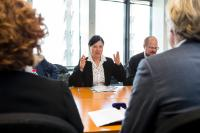Visit by Members of the European Affairs Committee of the Dutch Senate at the EC