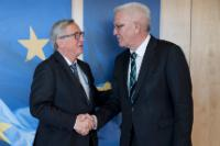 Visit of Winfried Kretschmann, Minister-President of the Land of Baden-Württemberg, to the EC
