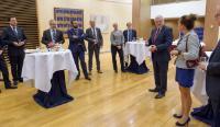 Remise des médailles de 20 ans de fonction publique européenne à la DG AGRI