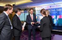 Participation de Jyrki Katainen, vice-président de la CE chargé de l'Emploi, de la Croissance, de l'Investissement et de la Compétitivité, à la journée européenne de la vente au détail 2017