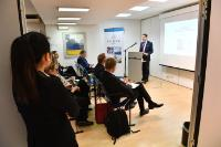 Meeting between Jyrki Katainen, Vice-President of the EC, and Jukka Mäkelä, Mayor of Espoo