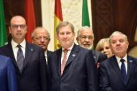 Visite de Johannes Hahn, membre de la CE, en Algérie