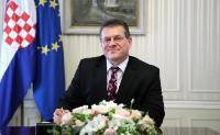 Visit by Maroš Šefčovič, Vice-President of the EC, to Croatia