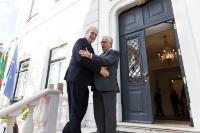 Visite de Christos Stylianides, membre de la CE, au Portugal