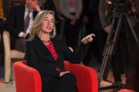 Participation of Federica Mogherini, Vice-President of the EC at the GMF's Brussels Forum 2018