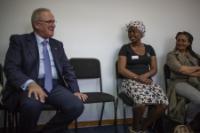 Visite de Neven Mimica, membre de la CE, en Afrique du Sud