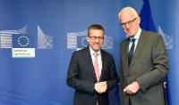 Visit of Jürgen Rüttgers, Chair of the High-level Strategy Group on Industrial Technologies, to the EC
