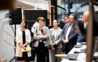 Participation of Marianne Thyssen, Member of the EC, at the Opening of Cité des Métiers in Brussels
