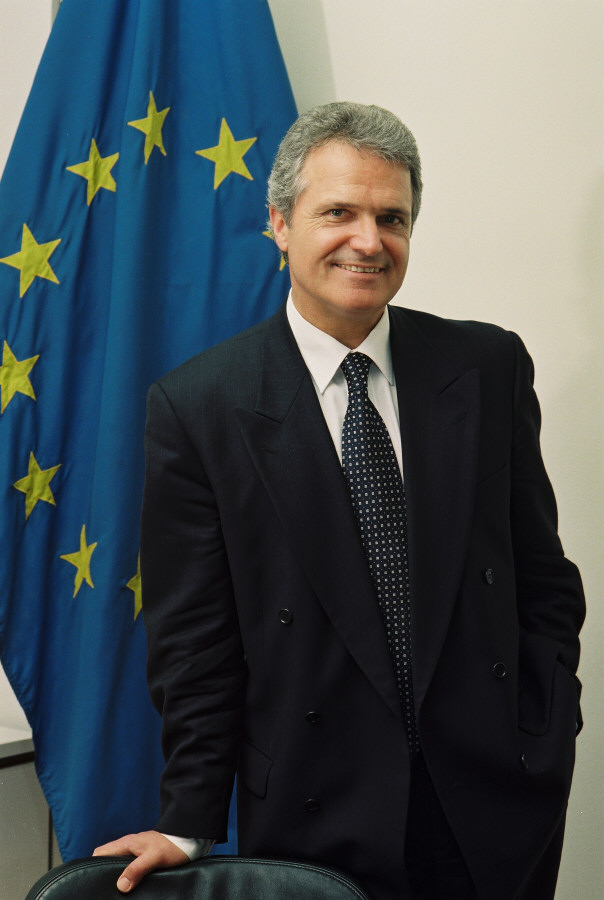 James Currie, Director-General at the EC