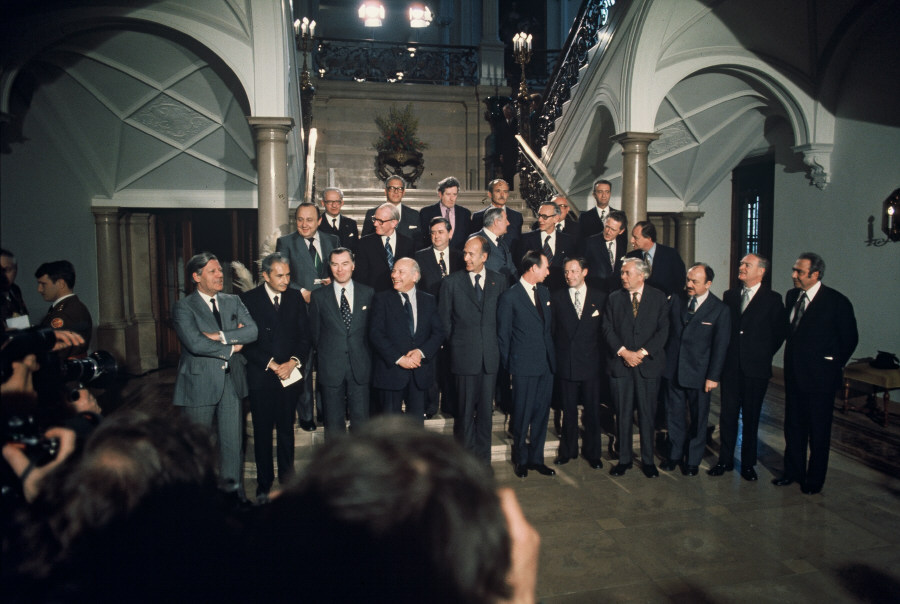 Luxembourg European Council, 01-02/04/1976