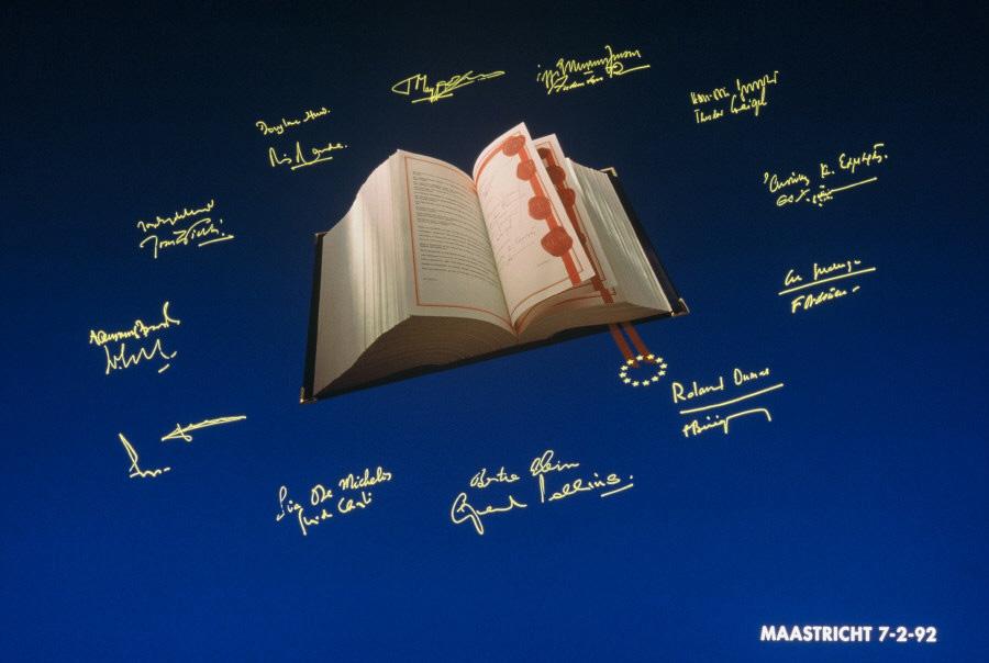The Maastricht Treaty 1992
