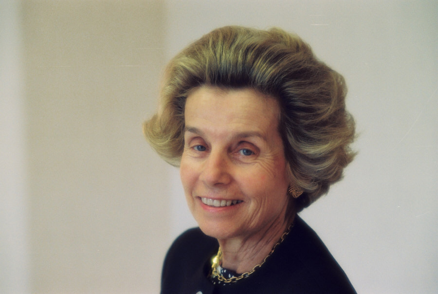 Christiane Scrivener, Member of the EC