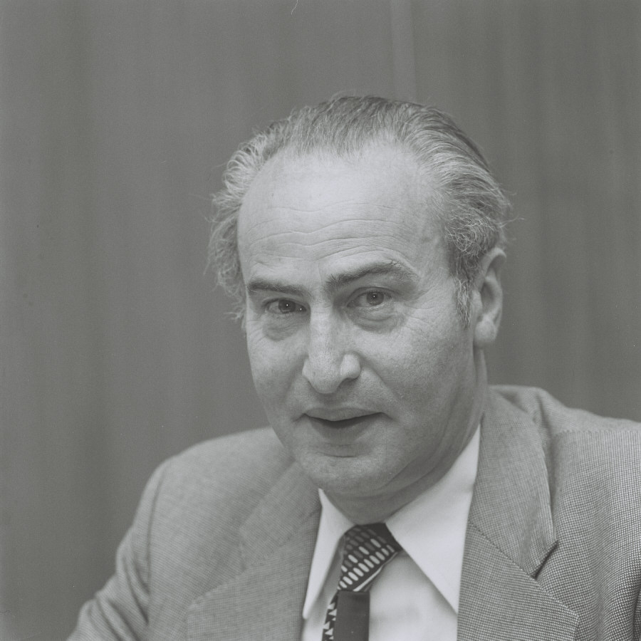 Henk Vredeling, Vice-President of the CEC