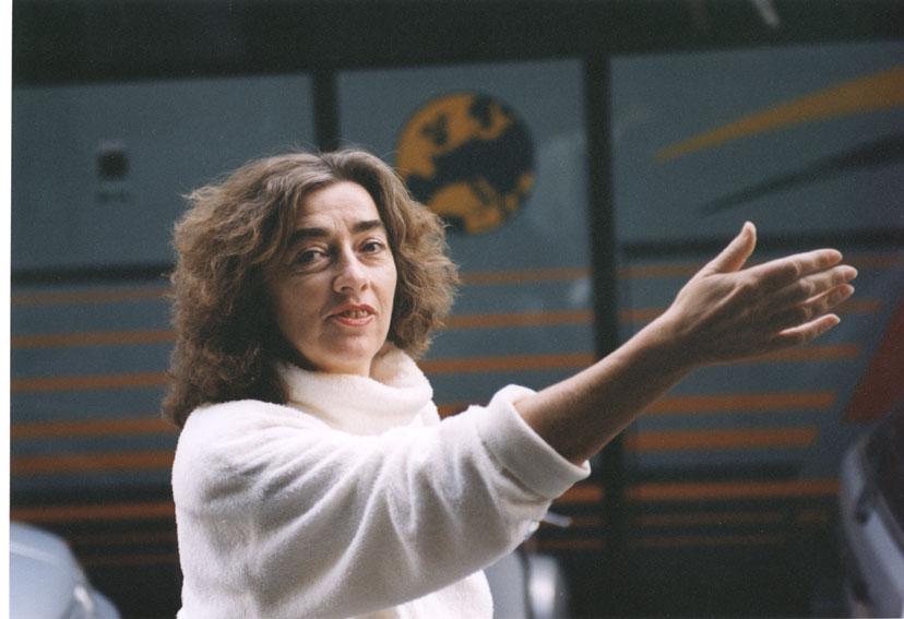 Michaele Schreyer, Member of the EC