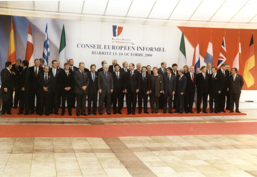 Biarritz Informal European Council, 13-14/10/2000
