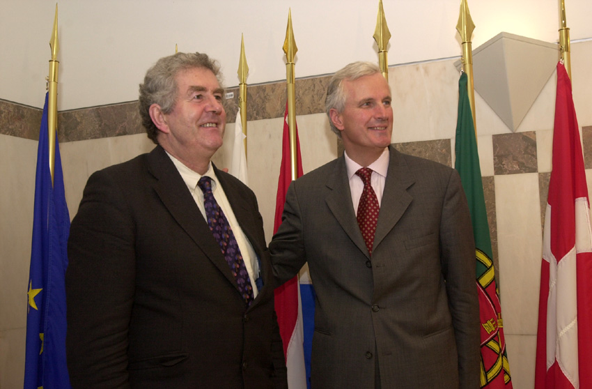 Visit of Rhodri Morgan, First Minister of the Welsh Assebly, to the EC