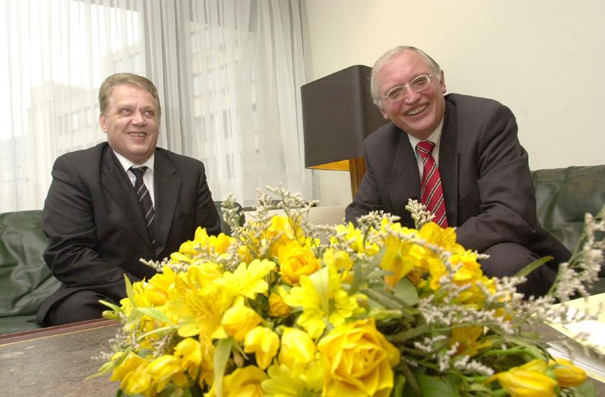 Visit of Andris Bērziņš, Latvian Prime Minister, to the EC