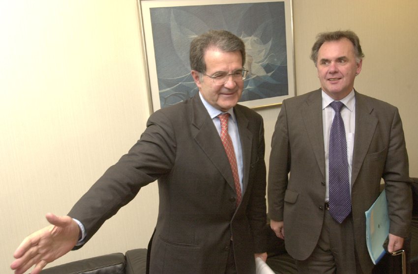Visit of Albert Bore, President of the Committee of the Regions, to  the EC