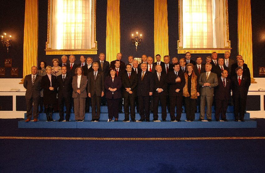 Inaugural meeting of the Irish Presidendy of the Council of the EU with the EC