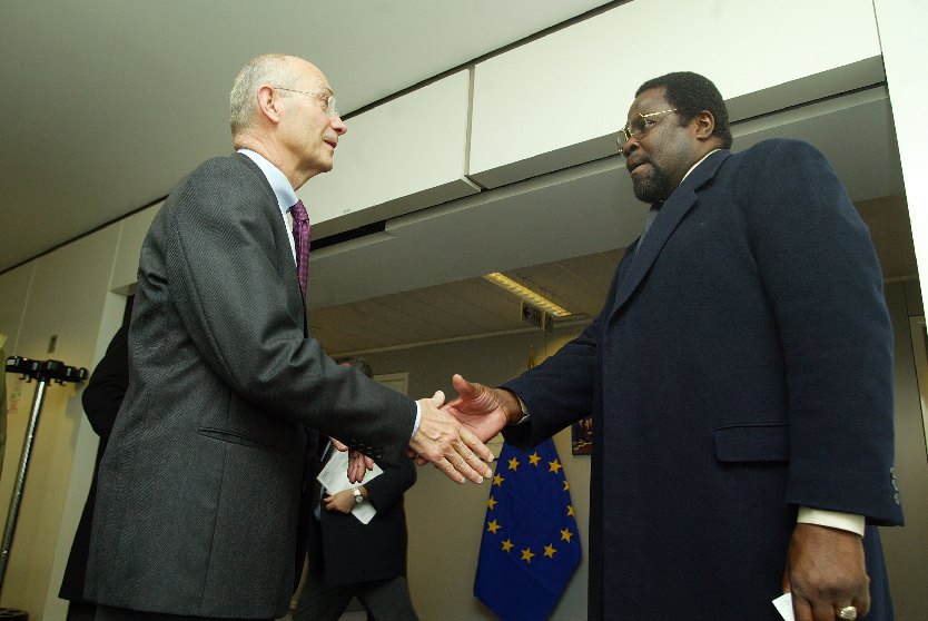 Visit of Nagoum Yamassoum, Chad Minister for Foreign Affairs, to the EC