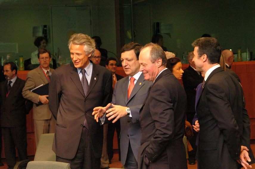 Brussels European Council, 25-26/03/2004