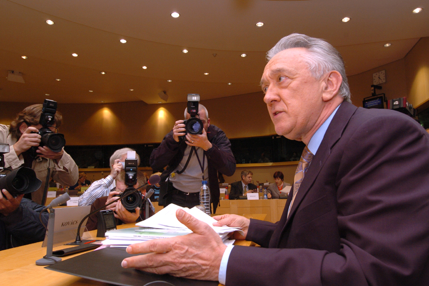 Hearings of the designated Members of the Barroso Commission
