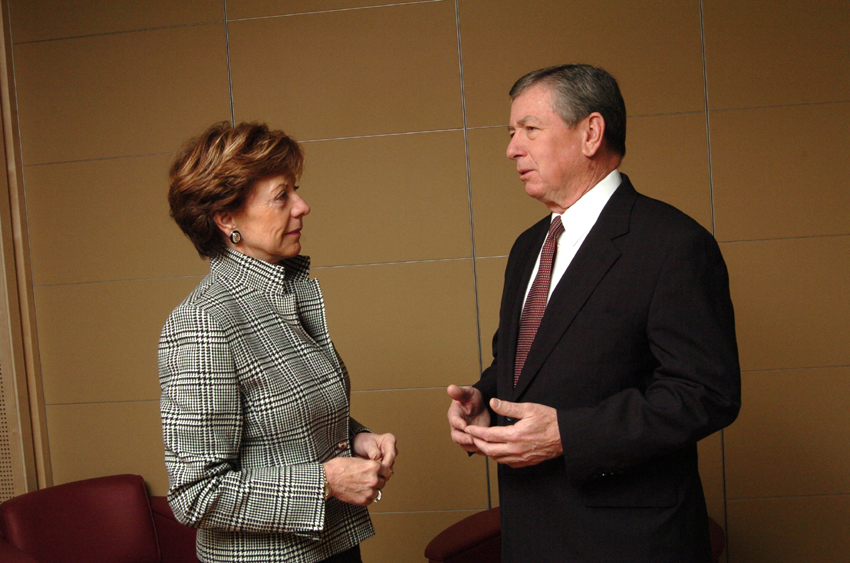 Visit of John Ashcroft, American Attorney General, to the EC