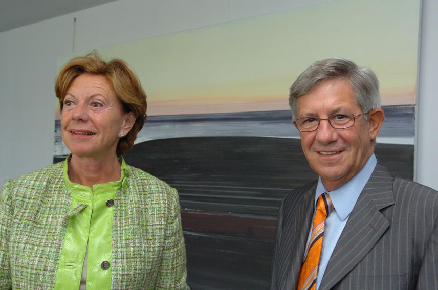 Visit of Jürgen Doetz, President of VPRT, to the EC
