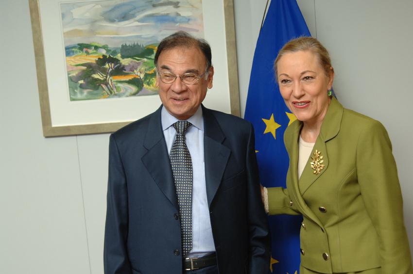 Visit of Alí Rodríguez Araque, Venezuelan Minister for Foreign Affairs, to the EC