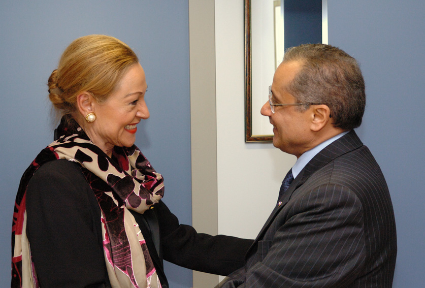 Visit by Abdelwahab Abdallah, Tunisian Minister for Foreign Affairs, to the EC