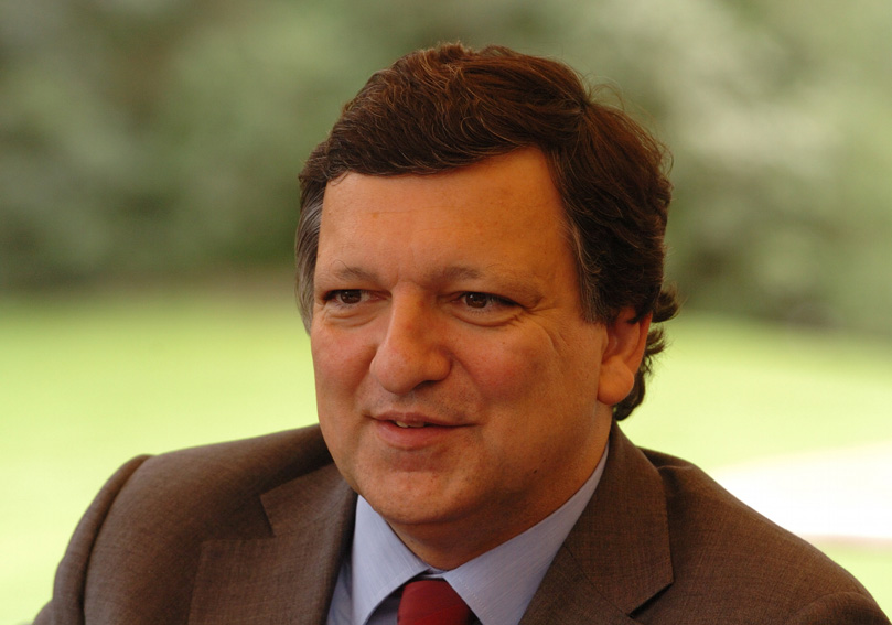 Seminar of the European Commission of José Manuel Barroso on the future of Europe