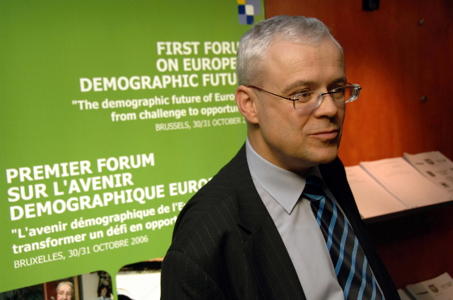 Participation by Vladimír Spidla, Member of the EC, to the