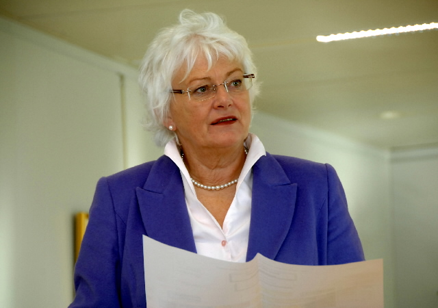 Mariann Fischer Boel, Member of the EC