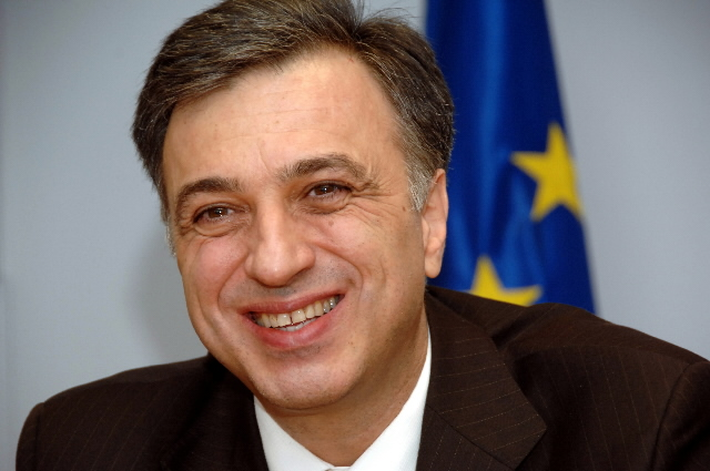Visit by Filip Vujanovic, President of Montenegro, to the EC